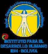 Logo IDH Bolivia